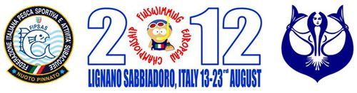 testatina senior european championships 2012