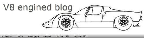 v8 engined blog
