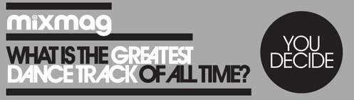 Vote for Tiësto - Adagio for Strings / Mixmag's Greatest Dance Track of All Time !