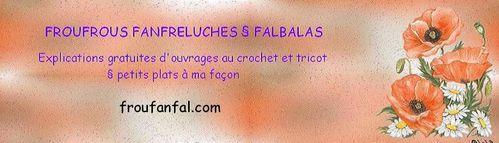 bannière froufrous