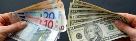 L'Europe impopulaire - Page 7 Euro_face_au_Dollar