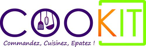 Logo Cookit Contact presse Agence Laurence Barthe