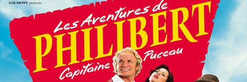 [blu-ray] les Aventures de Philibert, capitaine puceau