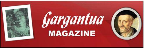 Bandeau Gargantua Magazine