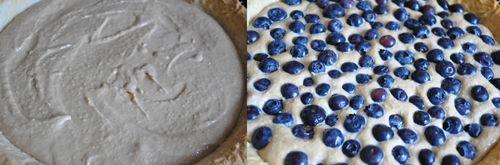 recette tarte myrtilles