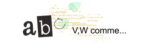 V,W comme