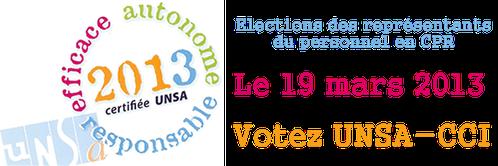 Elections 19 mars