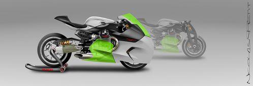 Moto Guzzi MGS Lemans