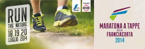 Maratona a tappe della Franciacorta 2014 (2^ ed.). Nicola Venturoli e Josephine Wangoi i vincitori