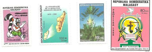 timbres art malgache4