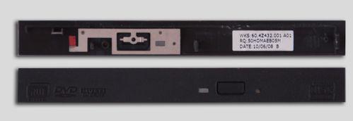 Facade ACER lecteur DVD Extensa 5230