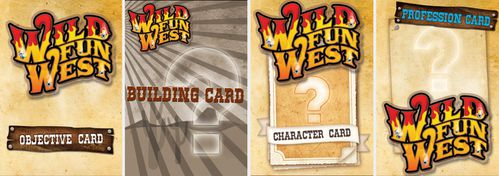 Wild fun west-Cartes2
