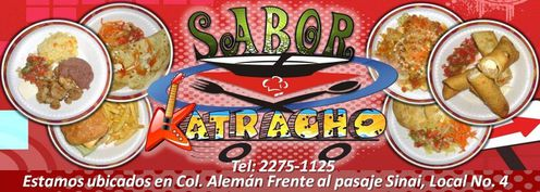sabor Katracho Honduras 1