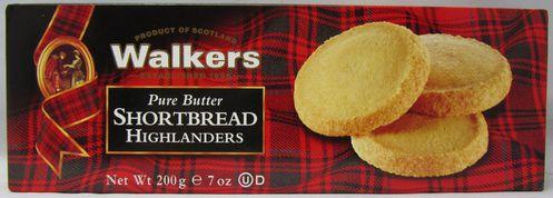 Walkers Shortbread 1