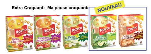 royco soupes