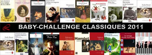 baby challenge classiques