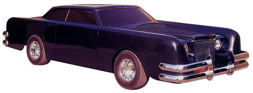 Georges Barris the car