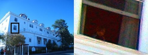 stanley hotel ghost photo