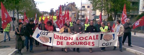 CGT-ULBourges