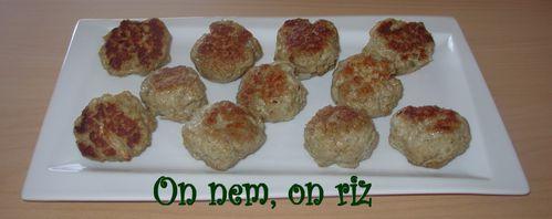 Boulettes de porc d'avoine1