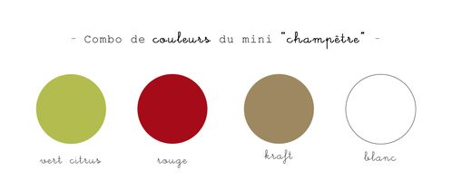 combo couleurs