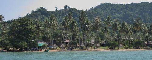 Kep Two! Rabbit Island, l'île aux lapins ou Koh Tonsay