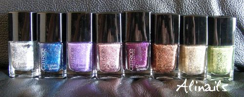 Catrice Luxury Lacquers Million Brillance automne-hiver 201