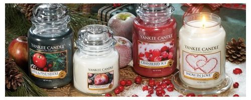 calendrier de l 39 avent cadeau n 12 bougie yankee candle. Black Bedroom Furniture Sets. Home Design Ideas
