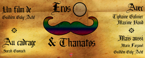 affiche eros & thanatos