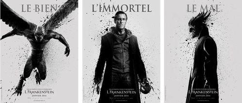 [info] I, Frankenstein, en salles le 29 janvier 2014