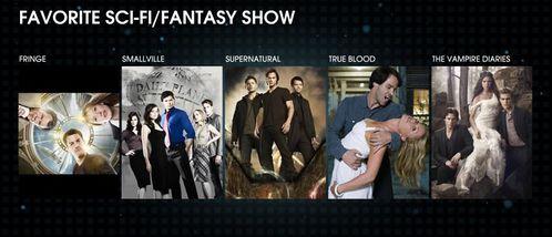 meilleur show sf fantasy