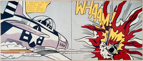 Roy-Lichtenstein--Whaam--1963-jpg