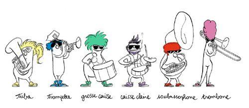 Les Musiciens de la Band'Amis Saint-Martienne