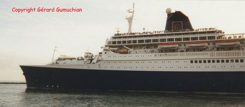 ss Norway - Photo 16 - Départ de Miami