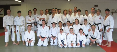 club karate tournefeuille