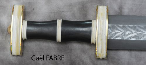 epee-damas-gael-fabre-forgee-merovingienne-medievale-42