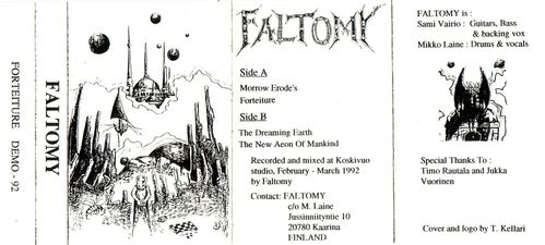 Faltomy - Cover