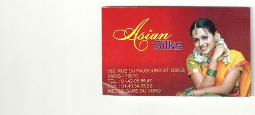 asian silks
