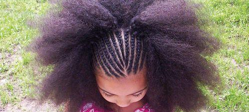 cheveu africain