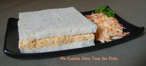 sandwich tofu