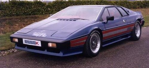 1980 1987 lotus esprit turbo car tuning
