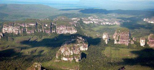 parque natural chiribiteque