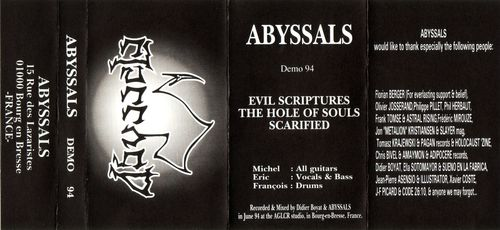 Abyssal - Cover