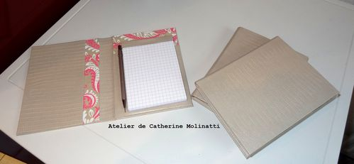 carnets Catherine