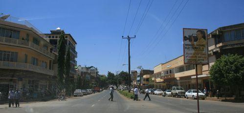 Moshi avenue