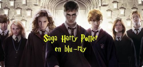 [critique] Saga Harry Potter en blu-ray #7