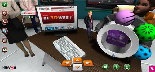 Be 3d Leader Espace Contenu referencement internet web seo herve heully 1
