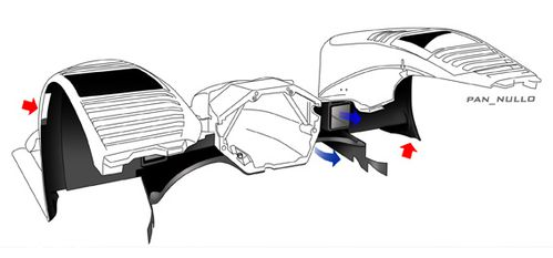 HDP ARX03A back nose lower