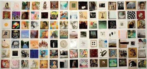 Ateliers d'Artistes de Belleville Petits originaux2010