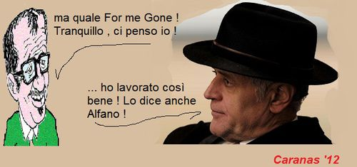 Formigoni e for me gone